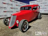 1933 Ford Two-Door