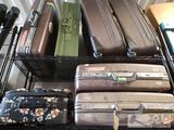 Luggage - 7 Suitcases