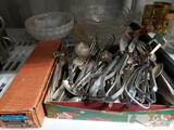 Silverware and Dishware