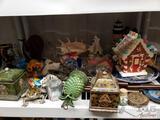 Decor, Ceramics, Oceanic Knick Knacks, Seashells
