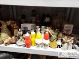 Animal and Nativity Figurines