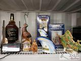 Specialty Whiskey Decanters