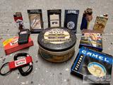 Zippo Lighters and Specialty Cigarette Collectibles