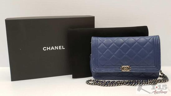 Authentic Chanel Mini Bag with Original tags and box