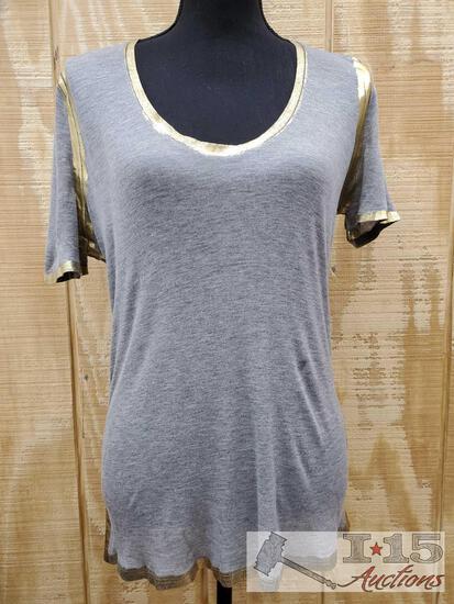 Zadig & Voltaire Grey T-shirt