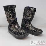 Lightly Worn Alegria By PG Lite Boots Size 8B