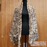 Cedrics Women Fur Shaw