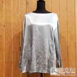 Rickie Freeman Neiman Marcus Exclusive Silk Shirt, M
