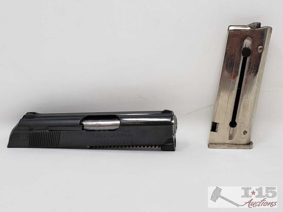 Colt Junior .22 conversion kit