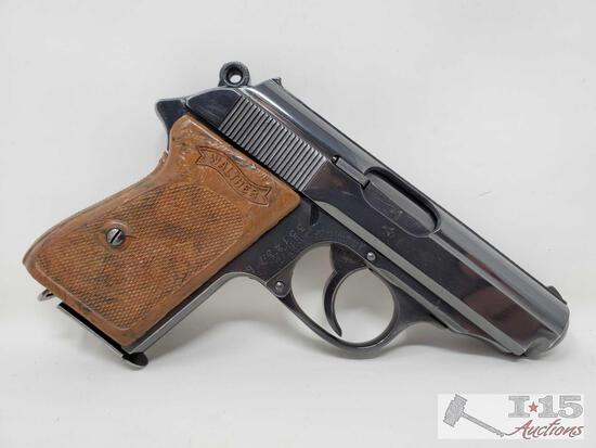Walther PPK .380 Semi-Auto Pistol with Magazine