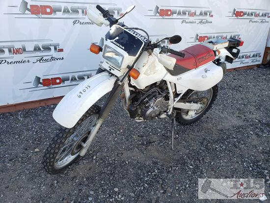 1999 Honda 650L