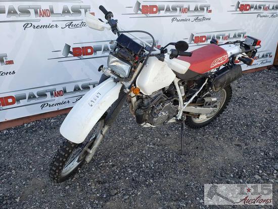 1997 Honda 650L