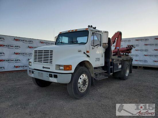2001 International 4900 - 7311 Hours, More Info and Photos Coming Soon!