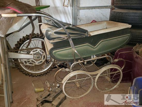 Vintage Buggy Stroller