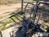 2 Saddle Rack Carts