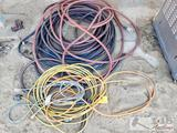 3 Hoses and 3 Extension Cords