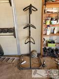 3 Tiered Saddle Rack