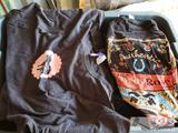 Various Rowdy Rose Shirts and Tank Tops