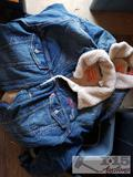 2 Rowdy Rose Levi Denim Jackets