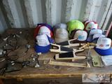 Rowdy Rose Hats, Boot Hooks, Shoe Horns, Foot Sizer, and More