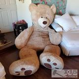 Gigantic Stuffed Teddy Bear