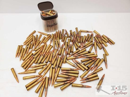 Approx 170 Rounds of 7.65x54mm