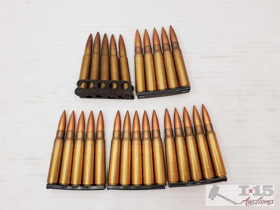 25 Rounds of 8mm