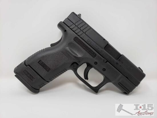 Band New In Box! Spring Felid XP9 9mm Semi-Auto Pistol With 2 10 Round Magazine
