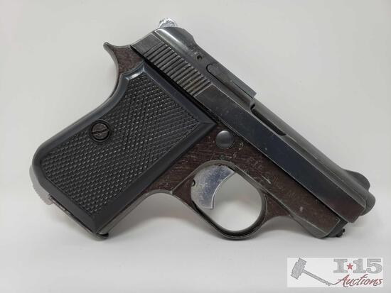 FIE Titan .25 Semi- Auto Pistol With Magazine