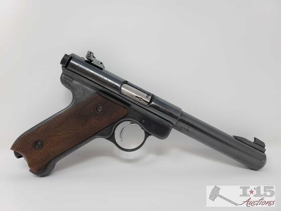 Ruger Mark I .22lr Semi-Auto Pistol