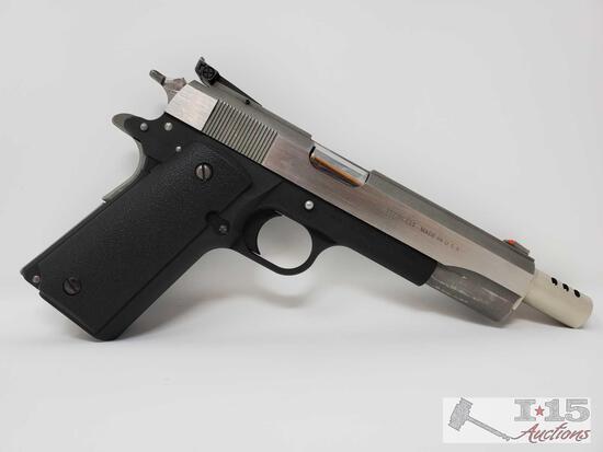 Para-Ordnace Hardballer .45 Cal Semi-Auto Pistol