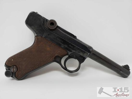 Erma-Werke KGP68A .380 Cal Semi-Auto Pistol With Magazine