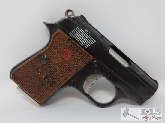 Astra Cub .22 Cal Semi-Auto Pistol With Magazine