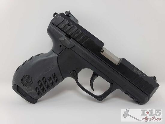 Ruger SR22 .22 LR Semi-Auto Pistol With 2 10 Round Magazines