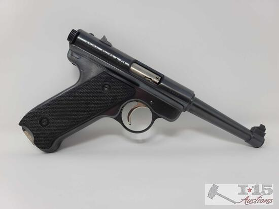 Ruger Standad .22 LR Semi-Auto Pistol With Magazine