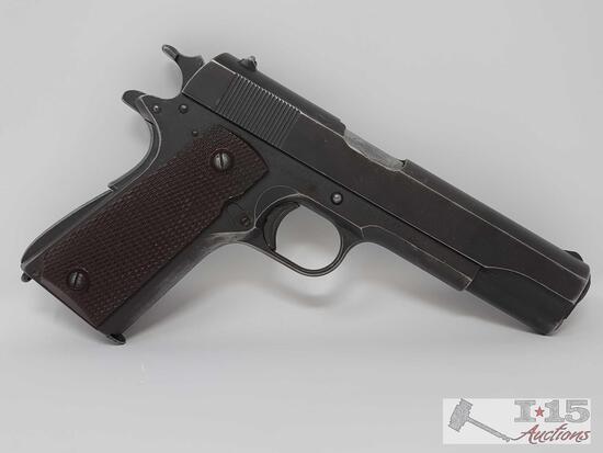 Colt 1911A1 US ARMY .45 Semi-Auto With Magazine