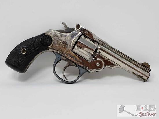 Iver Johnson .32 Cal Revolver