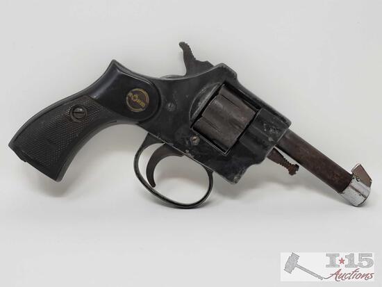 Rohm RG20 .22 Short Revolver