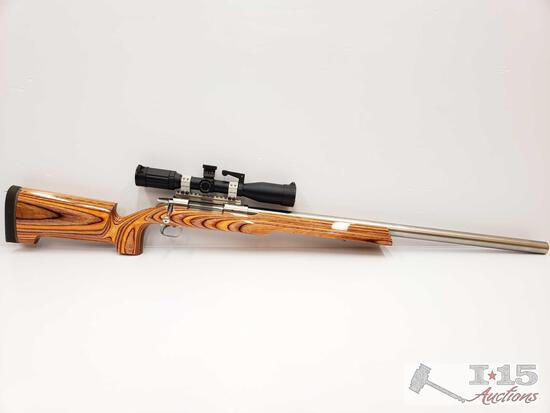 Custom 6mn BRX Target Rifle Built by Richard Franklin
