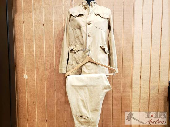R.H.S Military Uniform/Jacket and Pants