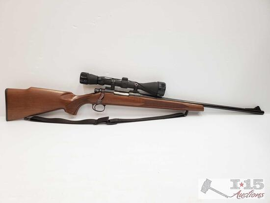 Remington 700 .243 Win Bolt Action Rifle With Scope