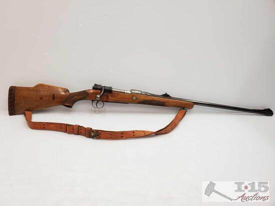 Mauser Sporter .270 Win Bolt Action Rifle