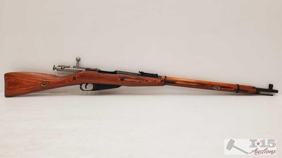 Mosin-Nagat M91/30 7.62mm Bolt Action Rifle