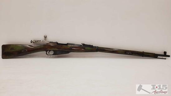 Mosion-Nagat M91/30 7.62mm Bolt Action Rifle
