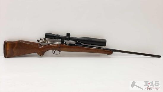 Mauser M98 .30-06 Bolt Action Rifle with Scope