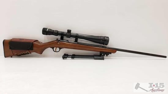 Colt-Colteer .22mag Bolt Action Rifle with Scope and Stand