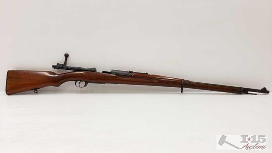 Siamese Mauser Type 45/1903 8mm Bolt Action Rifle