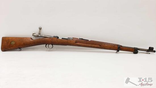 Carl Gustaf M96/38 6.5 Swedish Bolt Action Rifle