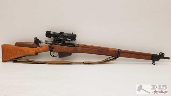 Savage 4 MK-1 .303 Bolt Action Rifle with Scope