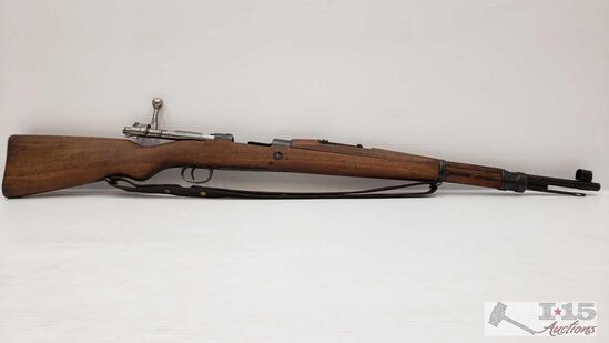Zastava M98 7.92mm Bolt Action Rifle